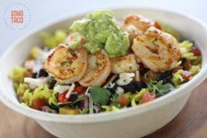 SOHO TACO Gourmet Taco Catering - UberEats - Food Delivery - CAMARONES