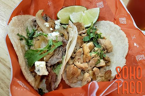 SOHO TACO Gourmet Taco Catering - Tacos
