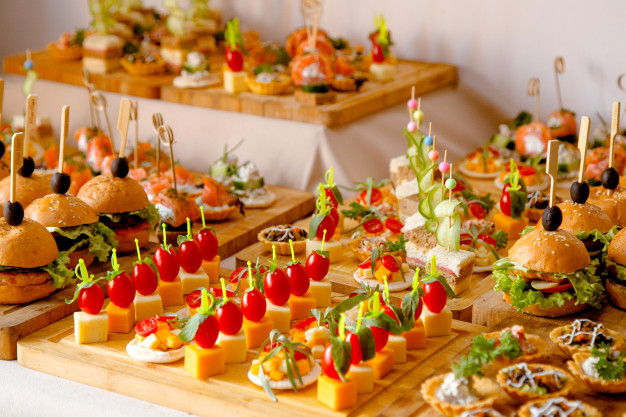 best wedding catering