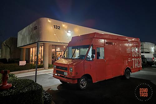 SOHO TACO Gourmet Taco Truck - Taco Tuesday - Orange County - Santa Ana CA